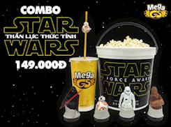 COMBO STAR WARS