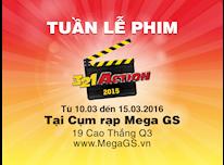 """LỄ TRAO GIẢI CUỘC THI PHIM NGẮN """"321 ACTION"""""""