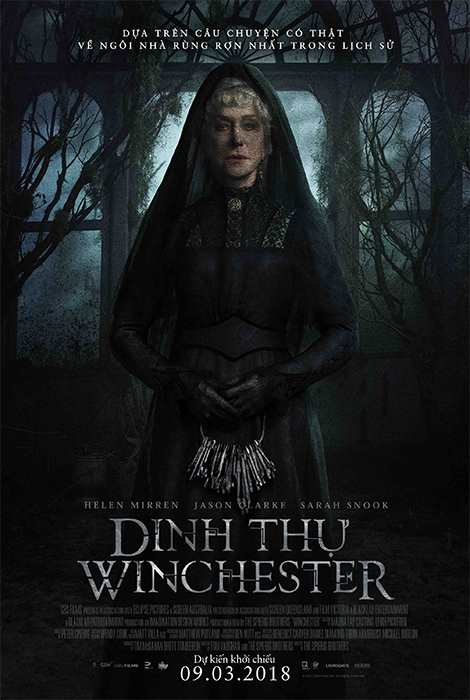DINH THỰ WINCHESTER [C16]