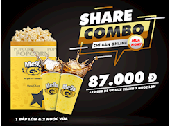 SHARE COMBO - COMBO ƯU ĐÃI TRÊN ONLINE