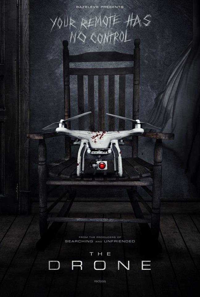 Resultado de imagem para movie the drone 2019