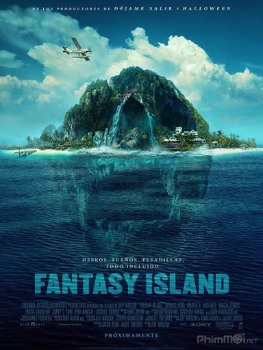 ĐẢO KINH HOÀNG - Blumhouse's Fantasy Island [C18]