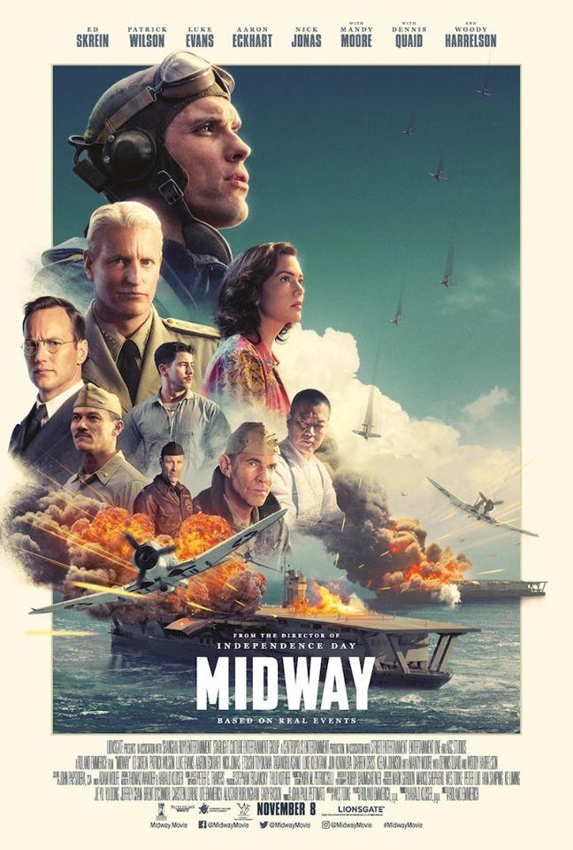 TRẬN CHIẾN MIDWAY - MIDWAY [C16]