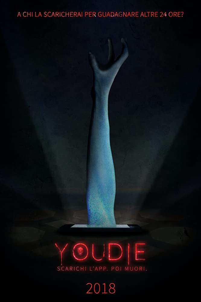 YOU DIE - GET THE APP, THEN DIE