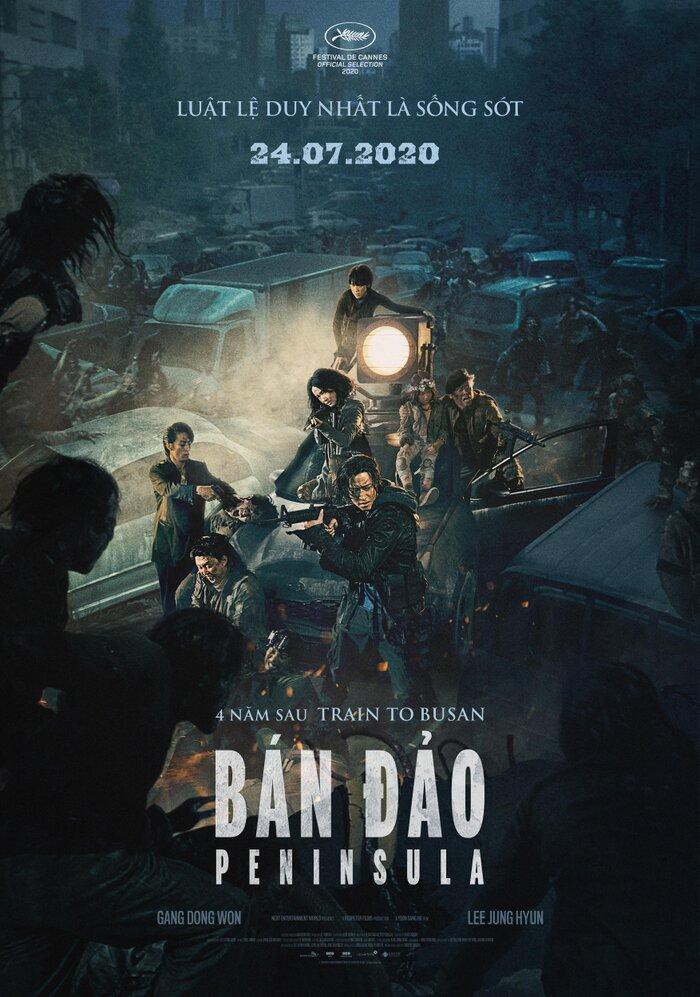 BÁN ĐẢO PENINSULA - PENINSULA (TRAIN TO BUSAN 2) [C18]