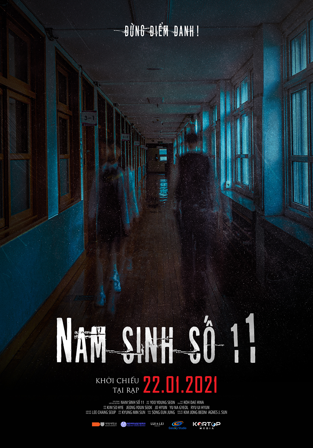 NAM SINH SỐ 11 - THE CHILD WHO WOULD NOT COME [C18]