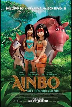 AINBO: NỮ CHIẾN BINH AMAZON [P]
