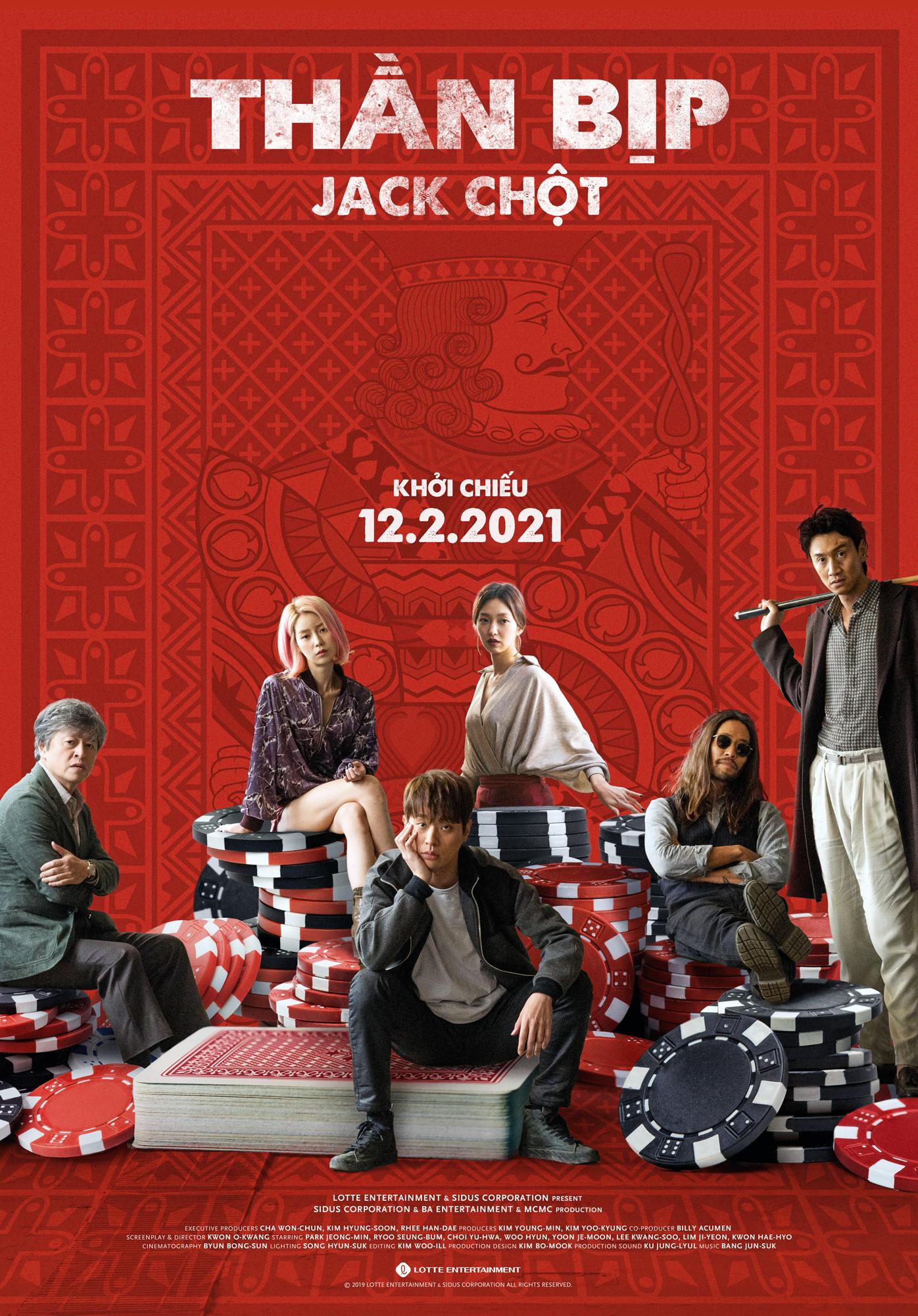 THẦN BỊP JACK CHỘT [NC18]